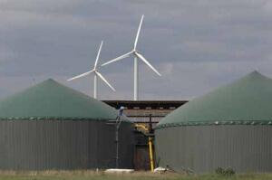 Erneuerbare Energien in und um Trendelburg