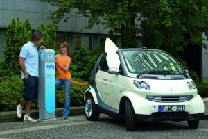 RWE-Elektroauto