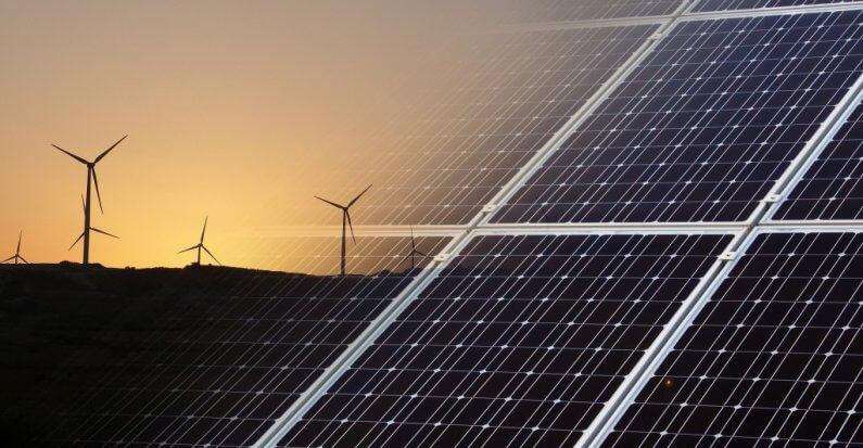 Fraunhofer Studie: Wind- und Solarenergie sind im ersten Halbjahr die produktivsten Stromquellen Deutschlands