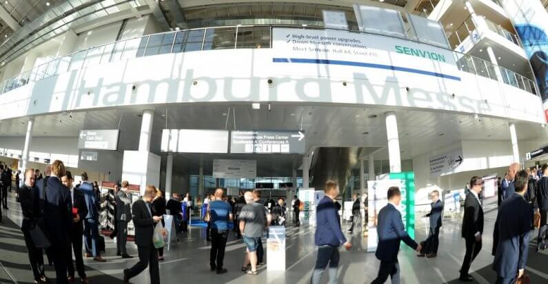 WindEnergy Hamburg: Fachmesse lädt zum globalen Gipfeltreffen ein